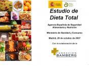 Estudio Dieta Total de los españoles