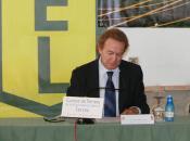 Ignacio Para, pronuncia su conferencia sobre Innovación en la gestión del gasto