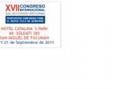 XVII Congreso Internacional Iberoamericano CAES