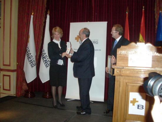 Medalla de Oro de la Fundación Bamberg