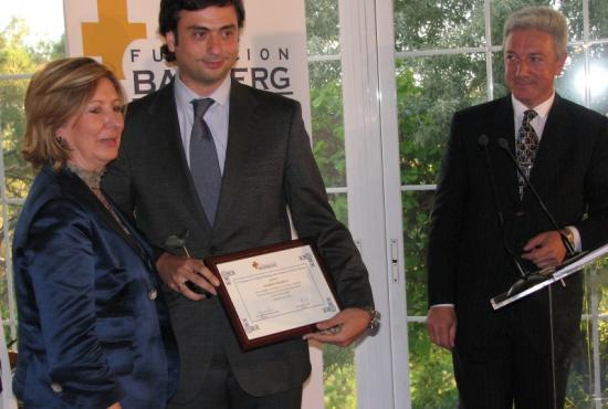 Premio a los medios de comunicación de la Salud a Diario Médico