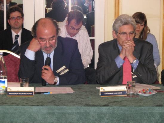 Puig de la Bellacasa hizo una declaración de intenciones del IMAS