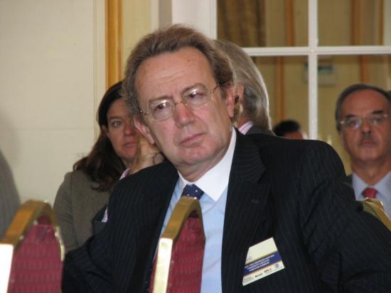 El Presidente de la Fundación Bamberg