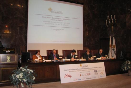 Inauguración oficial de la conferencia