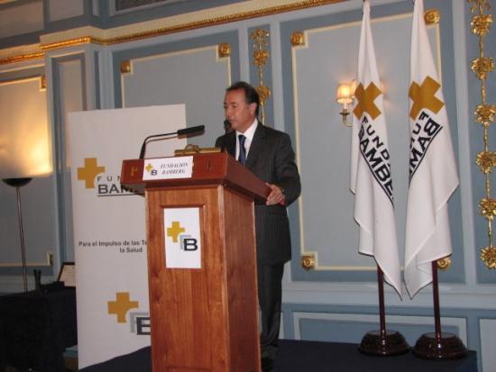 Martin Selles, Consejero Delegado de Jansen Cilag