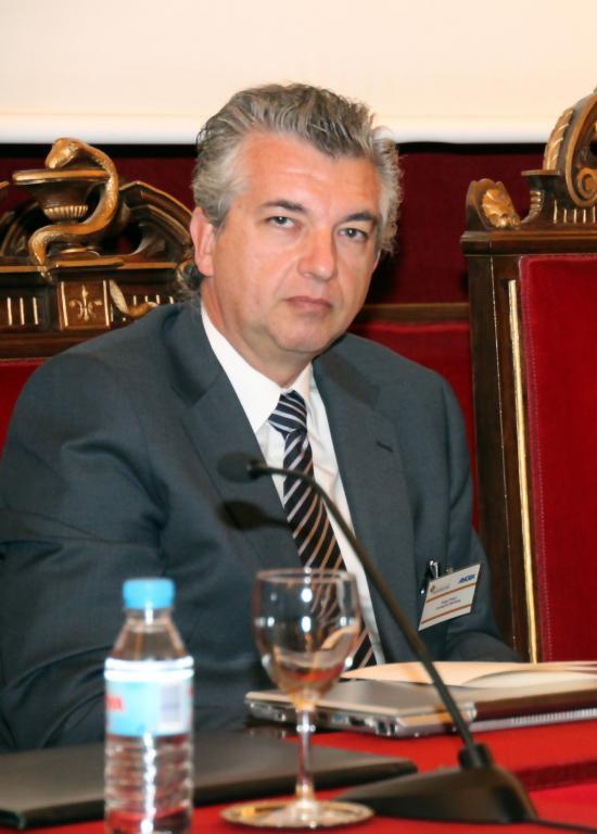 Angel Pueyo, colaborador de la Fundación Bamberg
