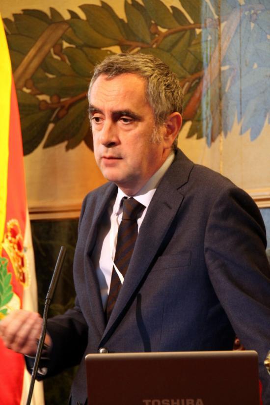 El Dr. Rodríguez-Antiguedad, Presidente de la Sociedad Española de Neurología