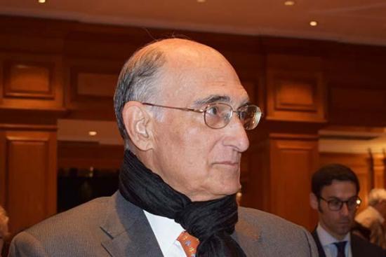 El ex ministro Julián García Vargas