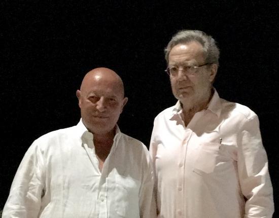 Carlos Tomas e Ignacio Para