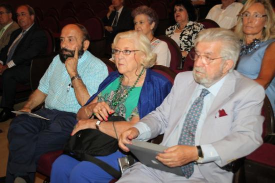 Marisol Celdrán y Salvador Arribas
