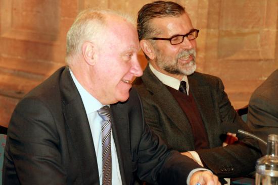 Juan José Polledo. Director de RR. II. de Pfizer
