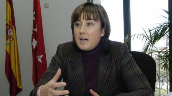 Patricia Flores, Viceconsejera de Asistencia Sanitaria de Madrid