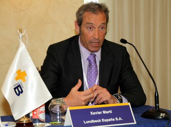 Xavier Martí, Director General de Lundbeck