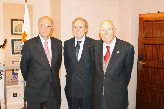 Discurso de celebración XV aniversario en el Congreso de la Fundación Bamberg