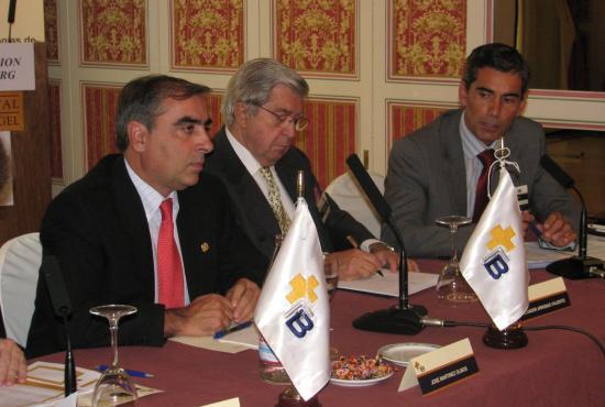 Miguel Isla, director general de Pfizer glosa la figura del secretario general d