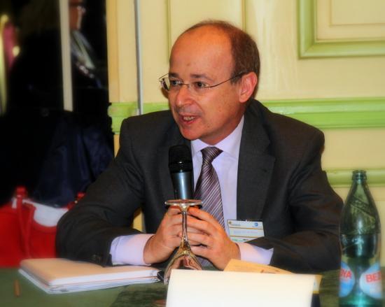 Jesús Gil, Director de Sector Público y Sanidad de INDRA