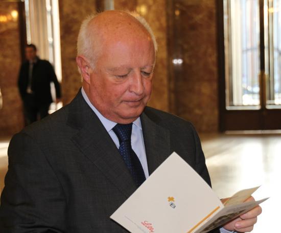 Carlos Tomás, Presidente de Apegsaude