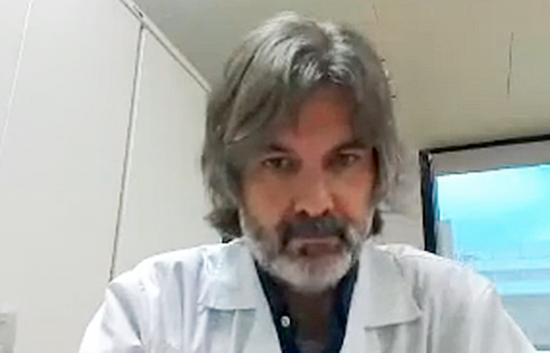 Coordinador quirúrgico del Hospital Universitario Vall d´Hebrón