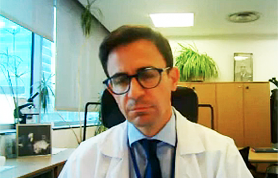 Director Médico del Hospital Universitario La Paz