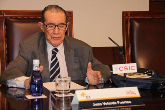 Prof. Juan Velarde
